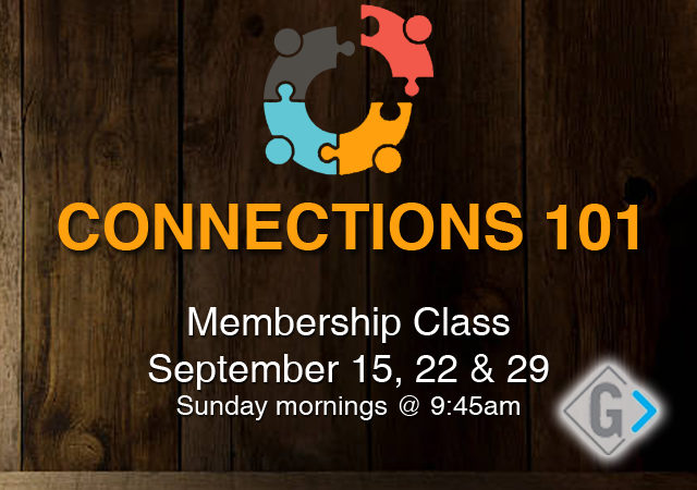 Connections 101: Membership