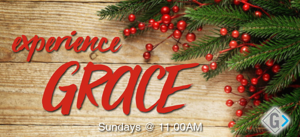 Welcome: Experience Grace